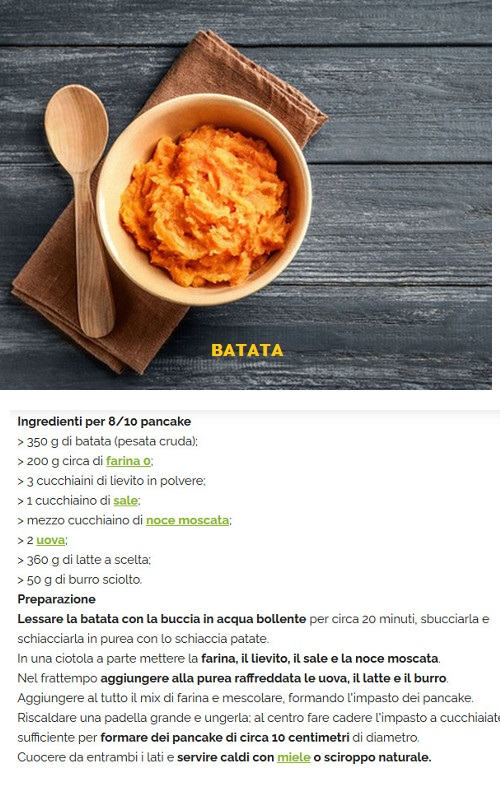 RICETTE dal MONDO Batata11