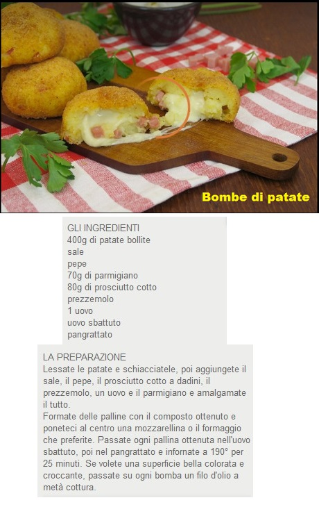 Patate in cucina Bombe_10