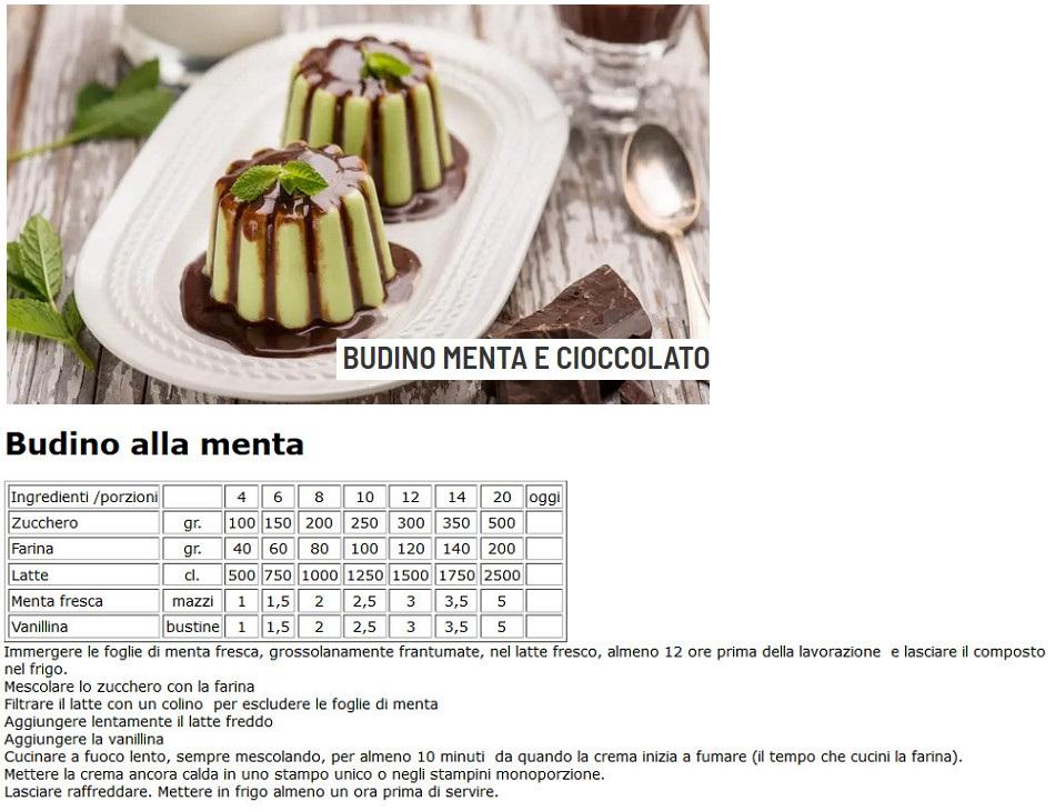 TORTE e.....torte Budino13