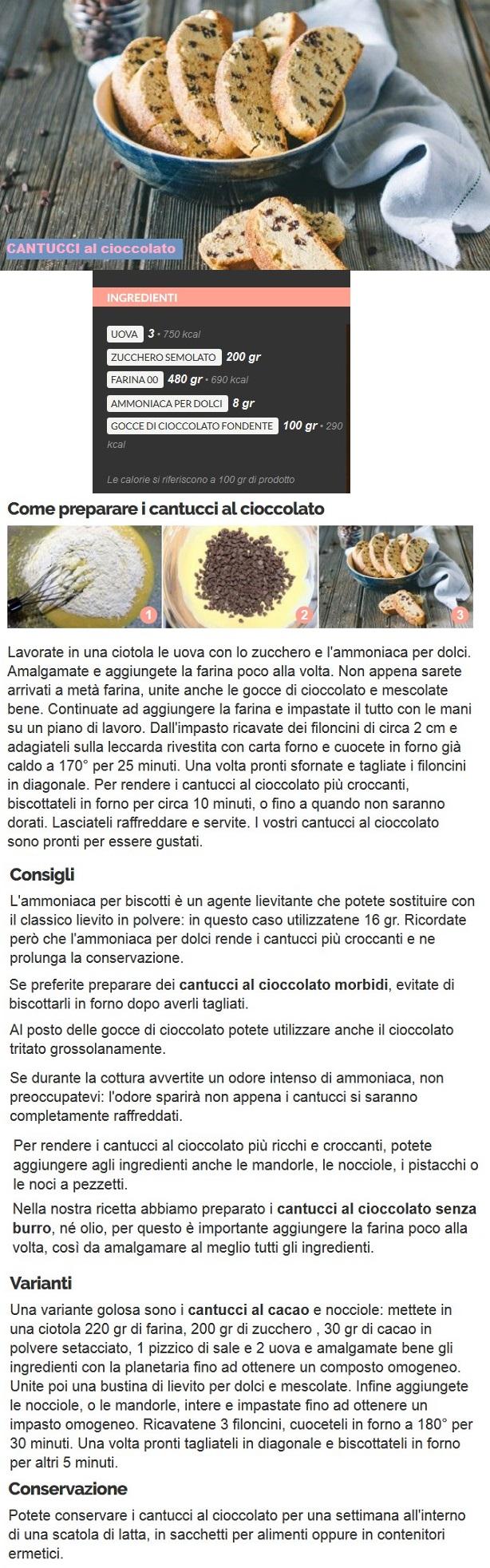Torte e dolcetti vari - Pagina 3 Cantuc10