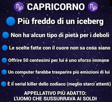 OROSCOPO   Capric10