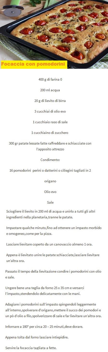 Divertirsi in cucina - Pagina 3 Focacc10