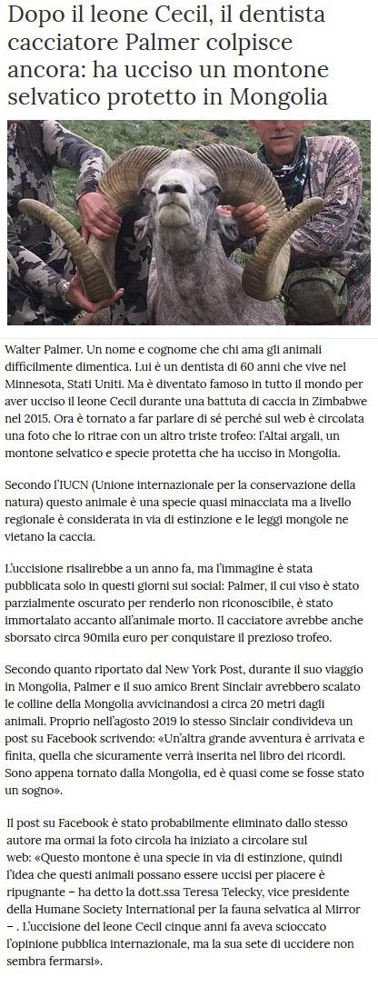 Notizie di animali....nel mondo - Pagina 5 Leone12
