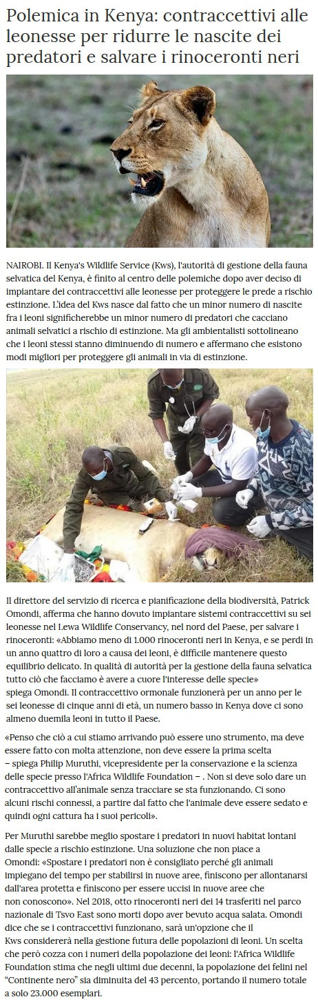 Notizie di animali....nel mondo - Pagina 5 Leones10
