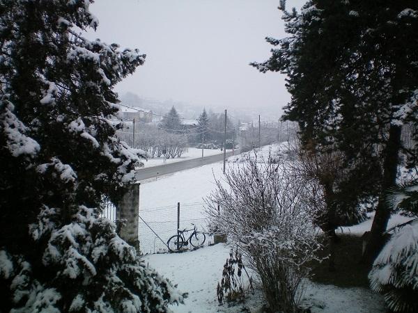 Le foto di Luisa - Pagina 3 Neve_c10