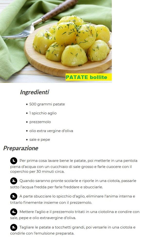Patate in cucina Patate15