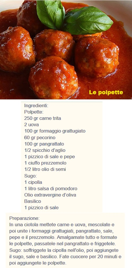 RICETTE dal MONDO Polpet12