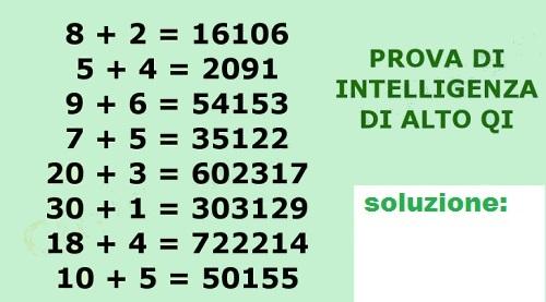 Quiz....ando, risolvi Quiz10