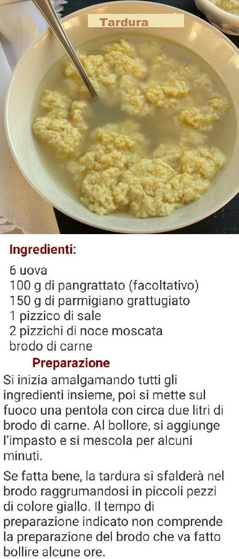 Cucina regionale - Pagina 2 Tardur10