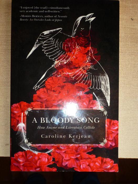 """Revue pour """"A Bloody Song"""", un livre analytique sur Lady Oscar! [Partenariat] 12211410"""