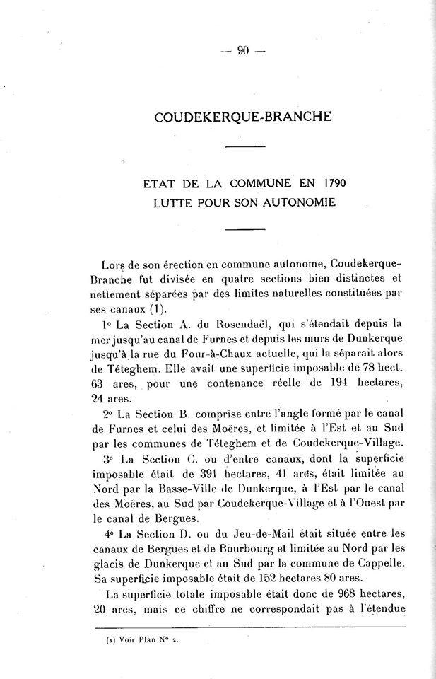Anecdotes dunkerquoises datant du XVIIIème siècle 83991710