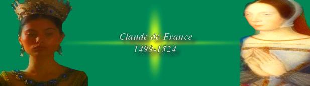 Reines et dames oubliées du passé (essai) Claude10