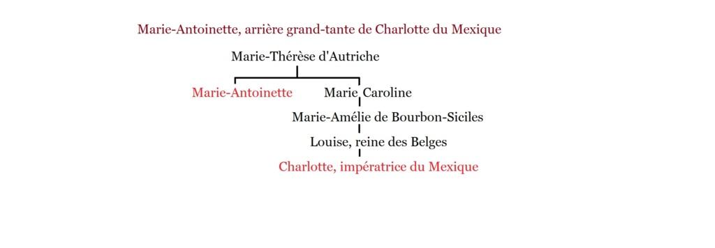 Marie-Antoinette, arrière grand-tante de Charlotte du Mexique Ma_cha10