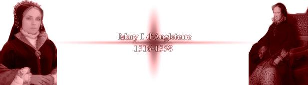 Reines et dames oubliées du passé (essai) Mary_i10