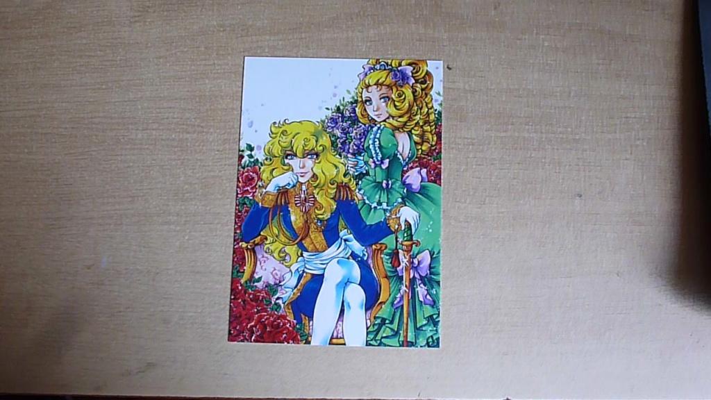 Des cartes postales La Rose de Versailles!  P1070812