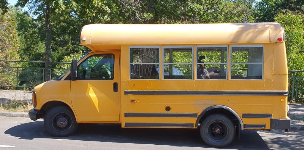 School Bus, anders als erwartet 2020-022