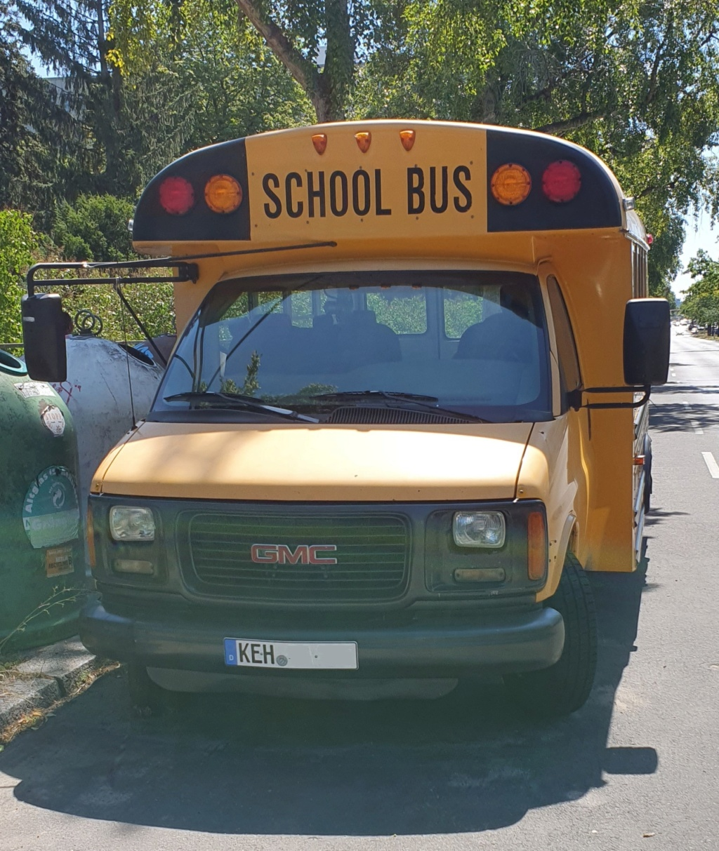 School Bus, anders als erwartet 2020-023
