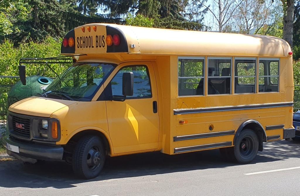 School Bus, anders als erwartet 2020-024