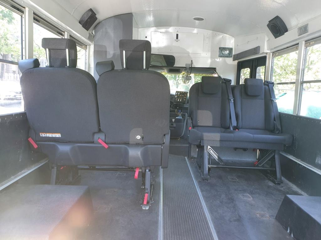 School Bus, anders als erwartet 2020-025