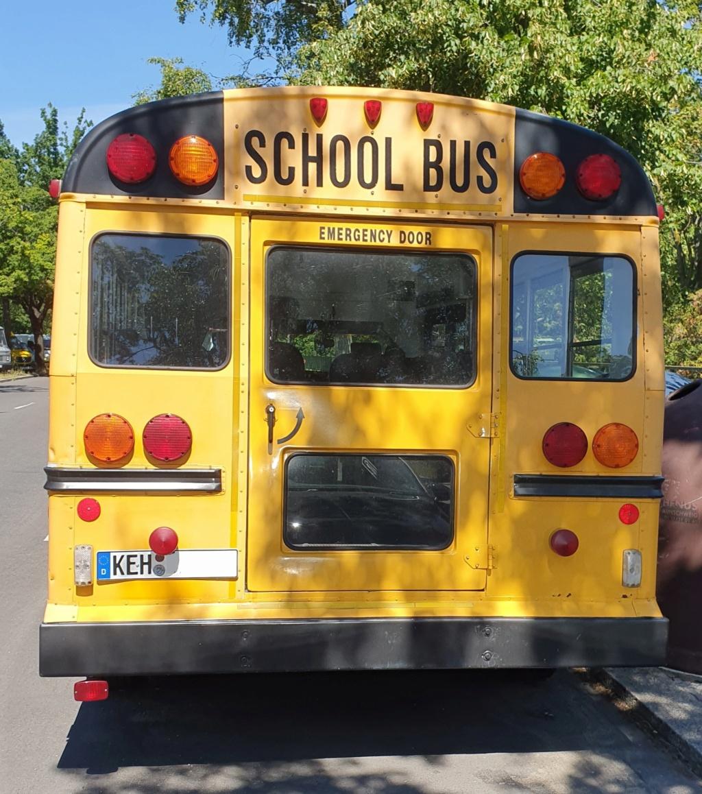 School Bus, anders als erwartet 2020-026