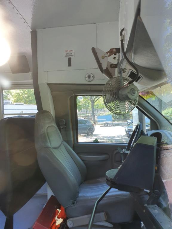 School Bus, anders als erwartet 2020-028