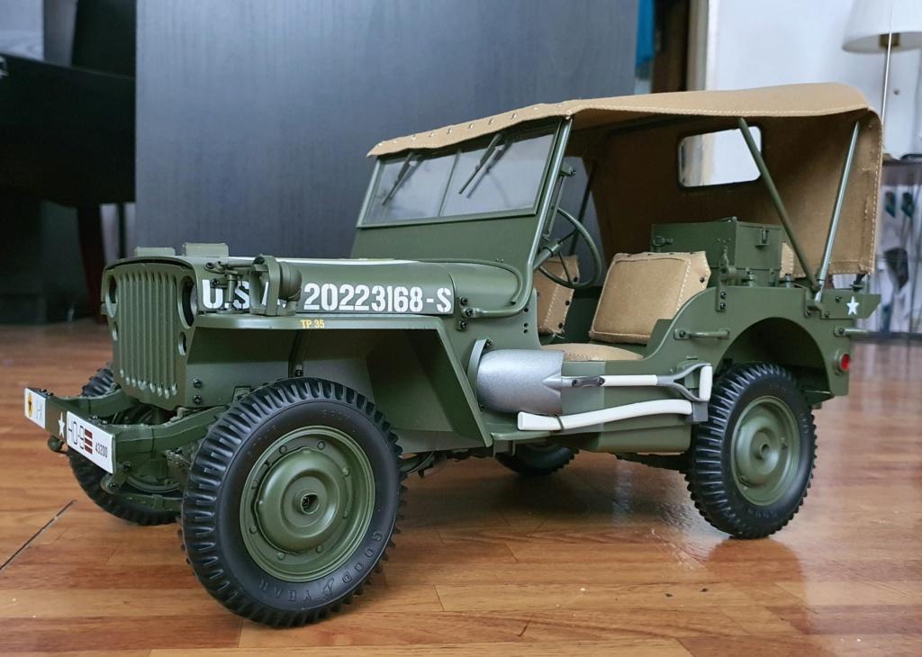 Willys MB Jeep Hachette - Ein Resümee 2020-030