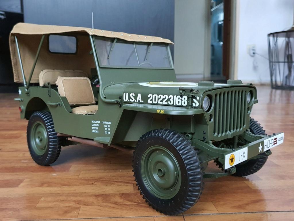 Willys MB Jeep Hachette - Ein Resümee 2020-031