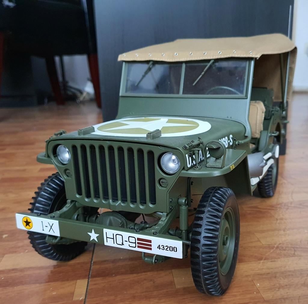 Willys MB Jeep Hachette - Ein Resümee 2020-032