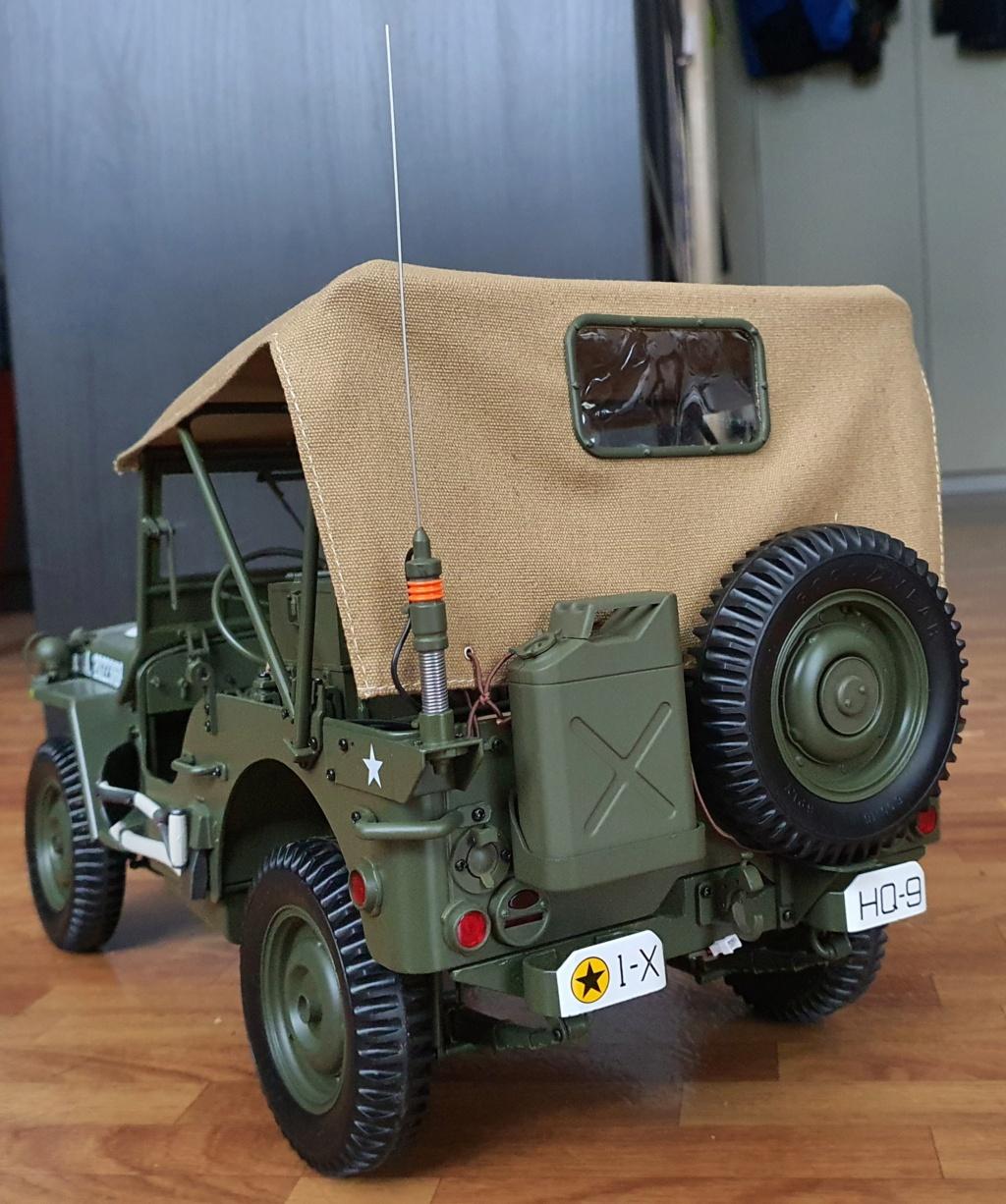 Willys MB Jeep Hachette - Ein Resümee 2020-033