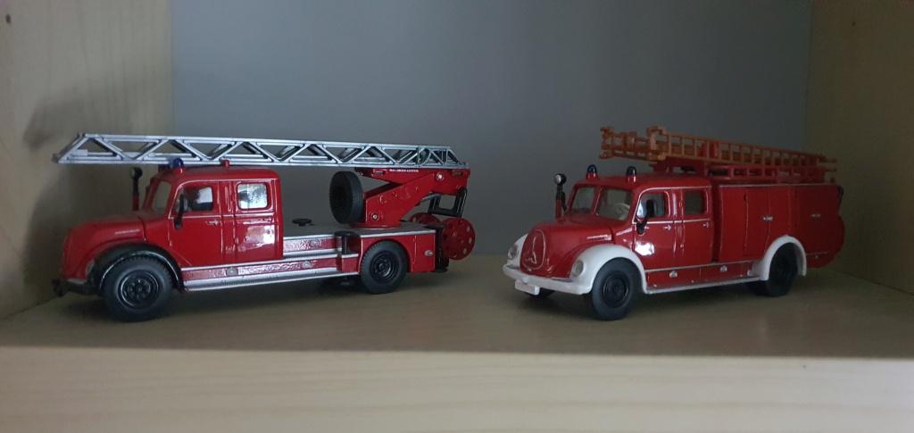 Feuerwehrmodelle aus der Atlas-Collection   2021-097