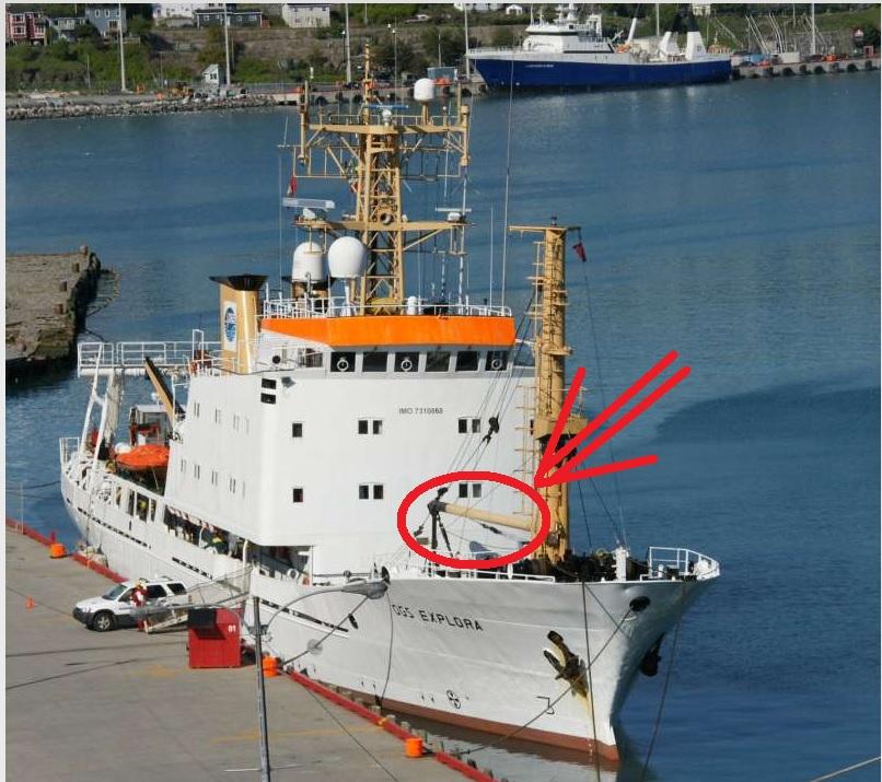 Forschungsschiff OGS  EXPLORA, 1:100  - Seite 5 Ladeba10
