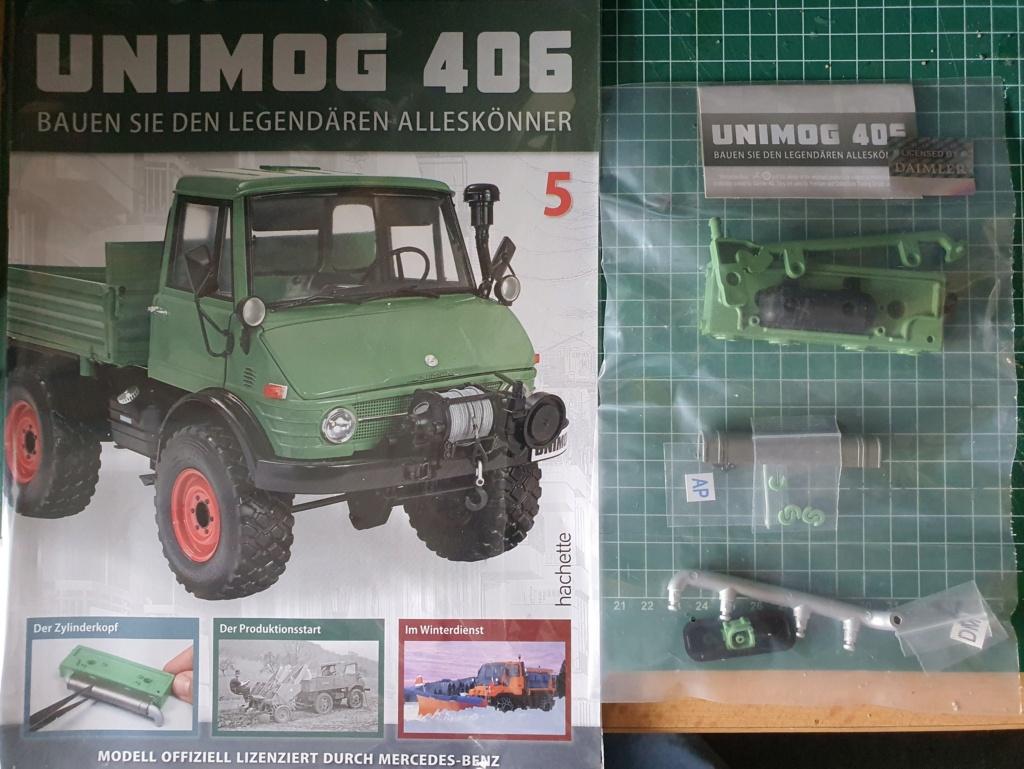 UNIMOG 406 von Hachette 1/8 - Seite 2 Unimog21