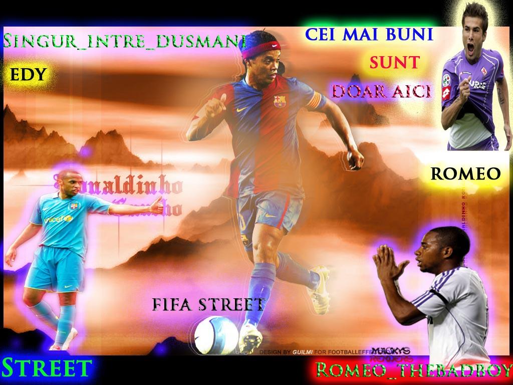 ..:: FIFA08 STREET ::..