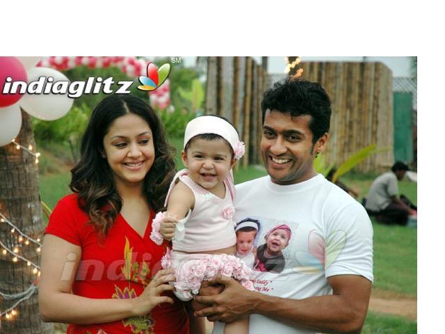 Surya Jo's - Diya's 1st Birthday Sj110