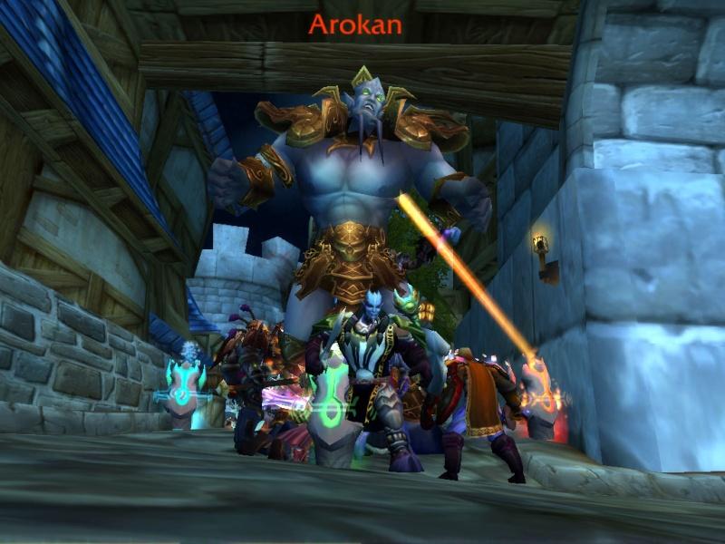 l'event arokan! Wowscr21