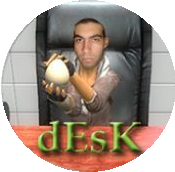 Logotipo do Desk Desk10