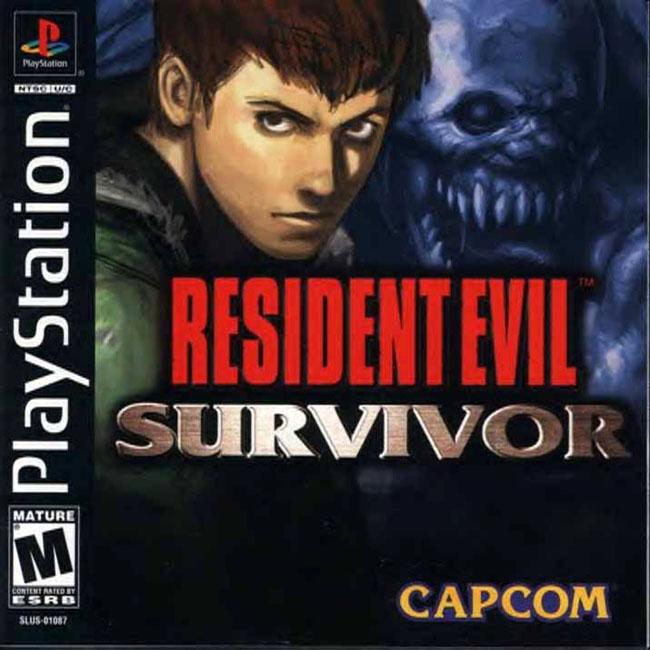 Resident Evil-Survivor portable Reside10