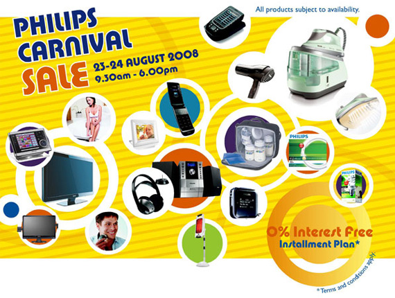 Philips Carnival Sales Art_ma10