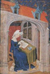 [Vie Quotidienne] Les femmes au Moyen Âge Christ11