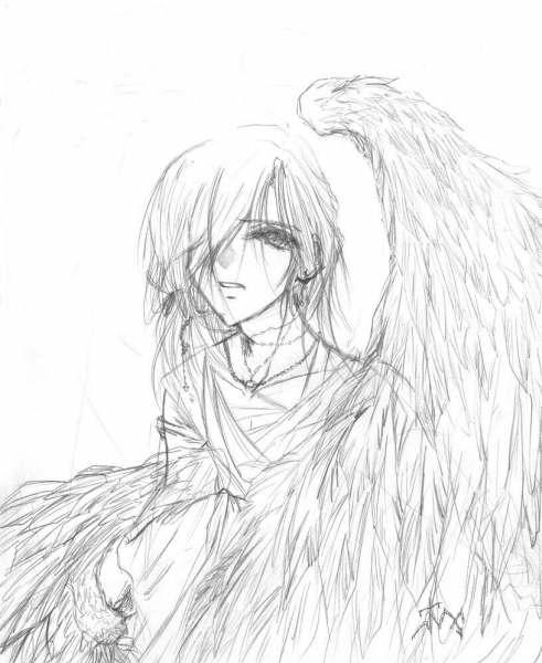Shadiest fan Art ~ Sad_wi10