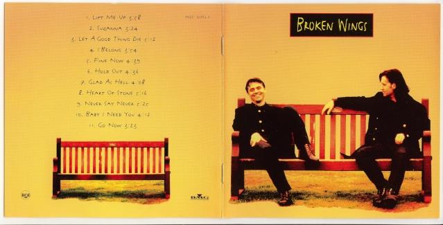 Broken Wings - Broken Wings (1996) AOR Broken10