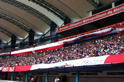Mérida | Estadio Metropolitano de Mérida | 42.000 - Página 2 Estudi10