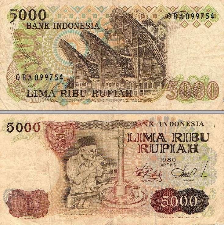 Indonesia 0000310