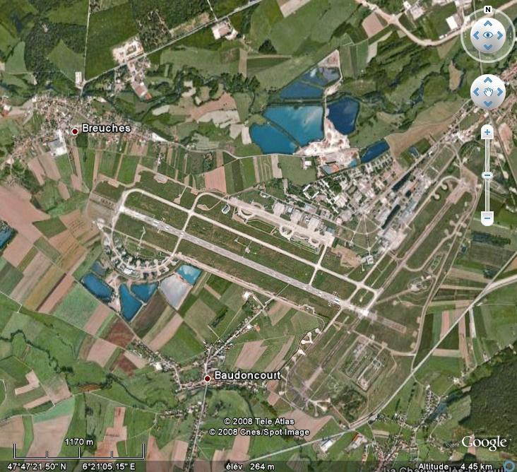 Toutes les bases navales, aériennes et terrestres de tous les pays Ba10