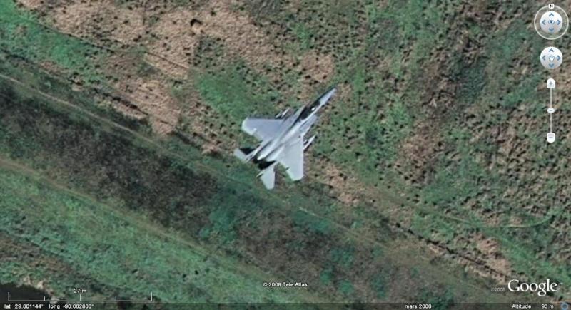 F15 eagle strike ,Nouvelle Orleans,Jefferson,USA F1511