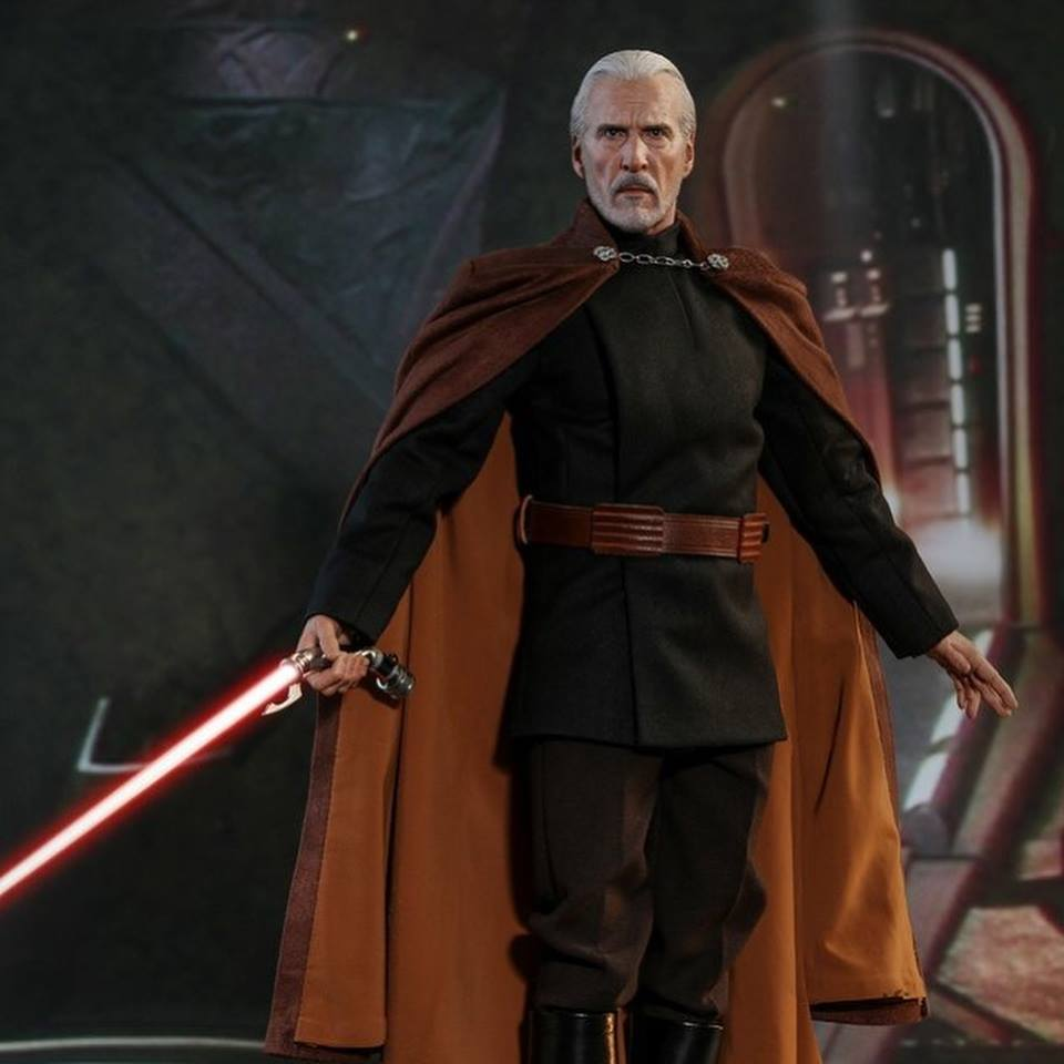 MMS???: STAR WARS Ep 2 - ATTACK OF THE CLONES - COUNT DOOKU 35306010