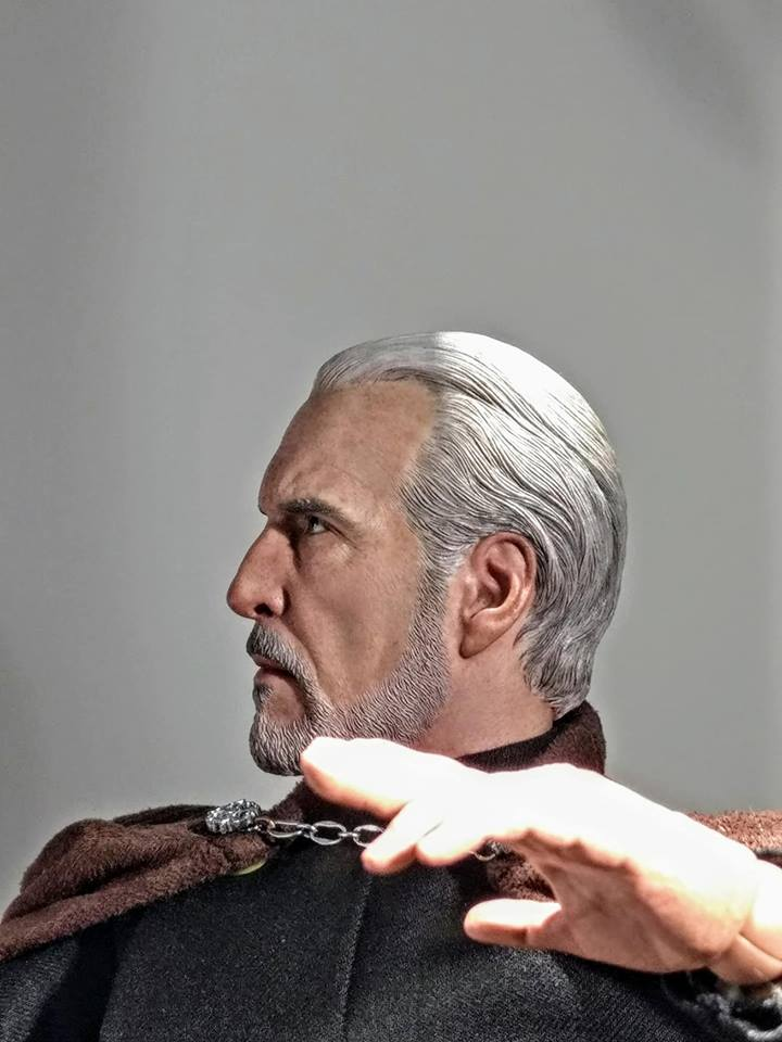 MMS???: STAR WARS Ep 2 - ATTACK OF THE CLONES - COUNT DOOKU 35330111