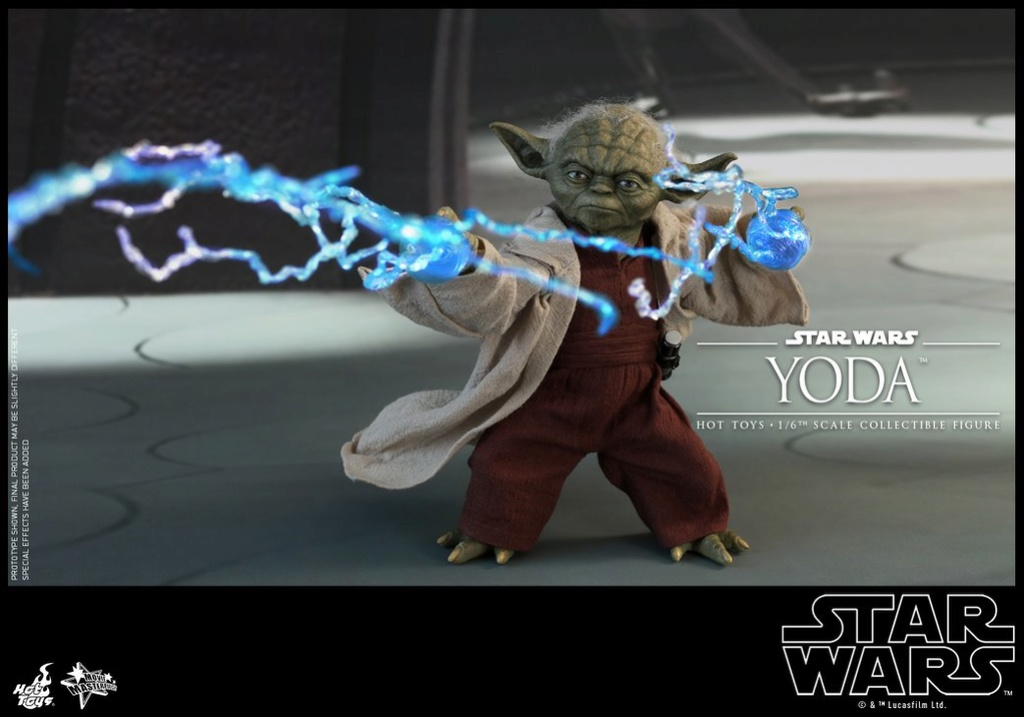 MMS495: STAR WARS Ep 2- ATTACK OF THE CLONES - YODA 35334610