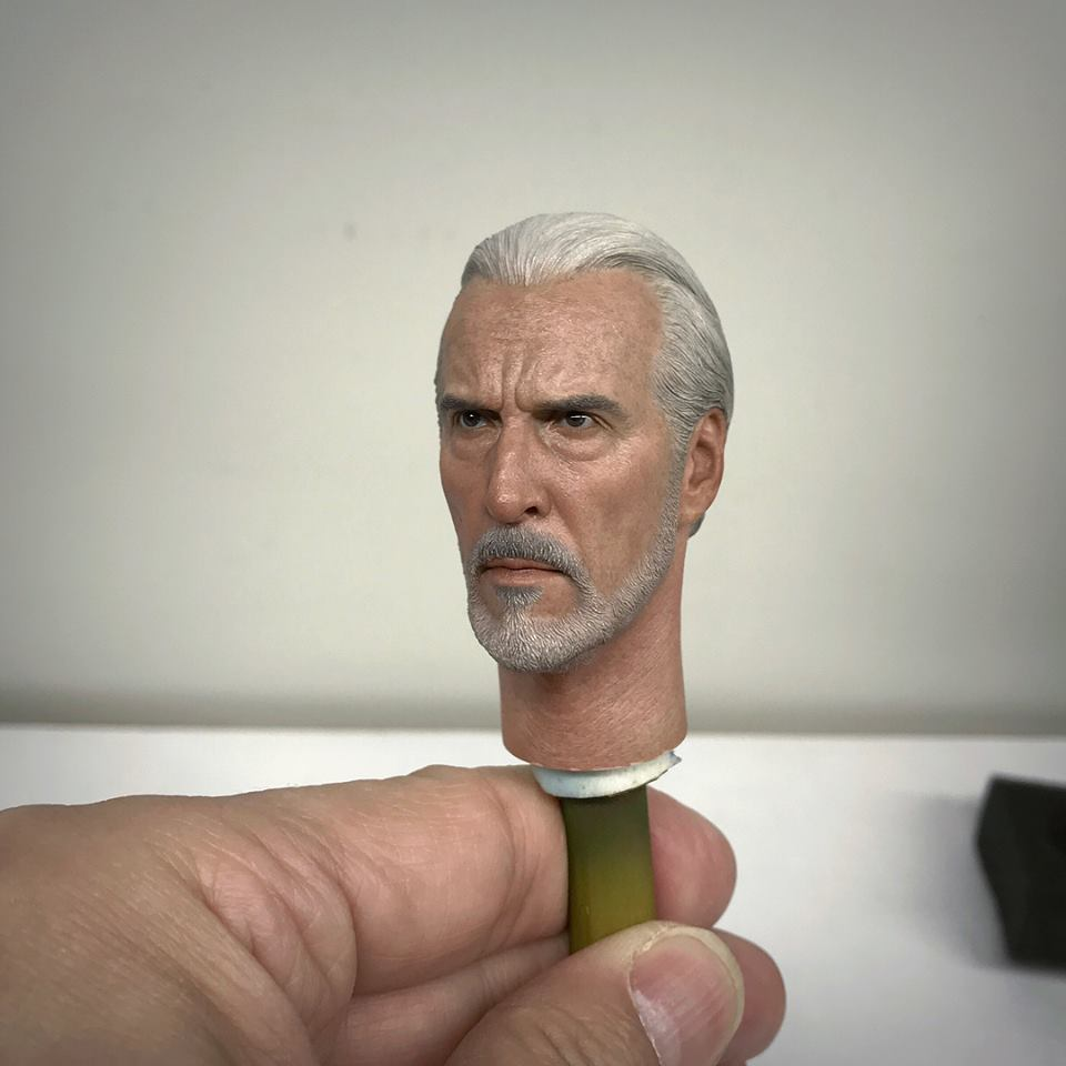 MMS???: STAR WARS Ep 2 - ATTACK OF THE CLONES - COUNT DOOKU 35346510