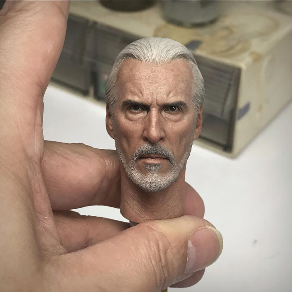 MMS???: STAR WARS Ep 2 - ATTACK OF THE CLONES - COUNT DOOKU 35388210